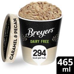 Breyers Dairy Free Eiscreme Caramel & Pecan