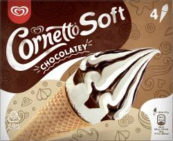Cornetto Soft Chocolatey