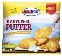 Agrarfrost Kartoffel Puffer