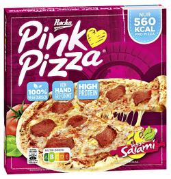 Rocka Nutrition Pink Pizza vegetarische Salami