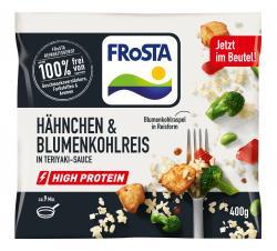 Frosta High Protein Hähnchen & Blumenkohlreis in Teriyaki-Sauce