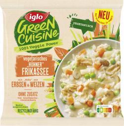 Iglo Green Cuisine vegetarisches Hühner Frikassee