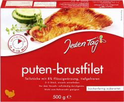 Jeden Tag Puten-Brustfilet (500 g) - 4306188820185