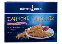 Küstengold Hähnchen Nuggets Bauernhoftiere