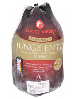 Cherry Valley Junge Ente