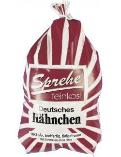 Sprehe Feinkost Deutsches Hähnchen (1,30 kg) - 4013884113403