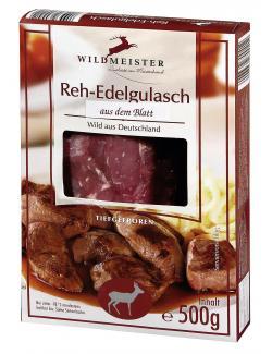 Wildmeister Reh-Edelgulasch