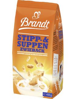 Brandt Stipp- & Suppen Zwieback
