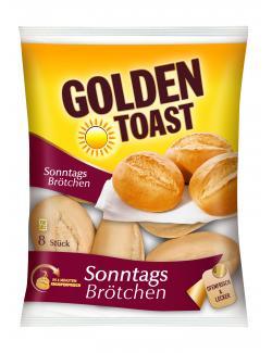 Golden Toast Sonntagsbrötchen (400 g) - 4009249019169