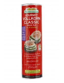 Mestemacher Gourmet Vollkorn classic (250 g) - 4000446001094