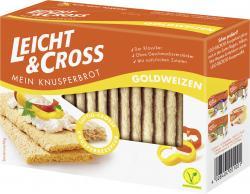 Leicht & Cross Mein Knusperbrot Goldweizen