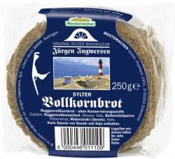 Mestemacher Sylter Vollkornbrot (250 g) - 4000446011109