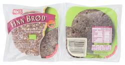 Ibis Finn Brød Bio Roggenmisch Toastbrötchen (260 g) - 4012263012597
