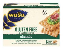 Wasa Knäckebrot Gluten- und Laktosefrei (275 g) - 7300400109215