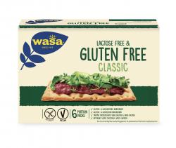 Wasa Knäckebrot Gluten free classic