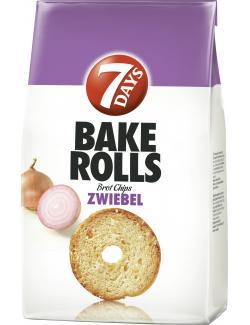 Bild für 7 Days Bake Rolls Zwiebel