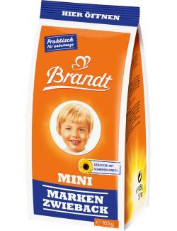 Brandt Mini Zwieback Klassik
