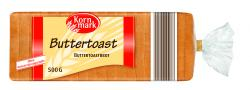 Kornmark Buttertoast (500 g) - 4009249002086