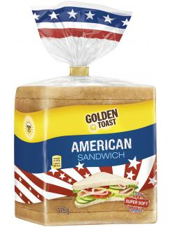 Golden Toast American Sandwich (375 g) - 4009249007135