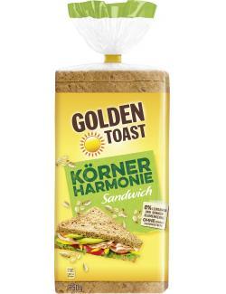 Golden Toast Körner Harmonie Sandwich