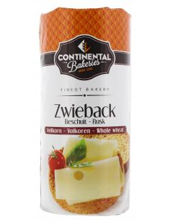 Continental Bakeries Zwieback Vollkorn (100 g) - 4009176409668