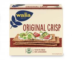 Wasa Knäckebrot Original Crisp