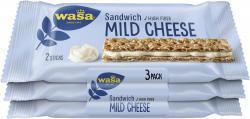 Wasa Knäckebrot Sandwich Mild Cheese
