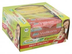 Mestemacher Bio Family Vollkornbrote (350 g) - 4000446010317