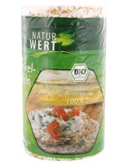 NaturWert Bio Dinkelwaffeln (100 g) - 4250780301392