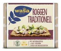Wasa Knäckebrot Roggen traditionell (235 g) - 7300400129640