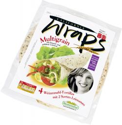 Mestemacher California Wraps Multigrain