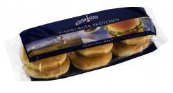 Küstengold Hamburger Brötchen (6 x 50 g) - 4250426216295