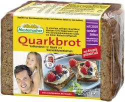 Mestemacher Quarkbrot (250 g) - 4000446011499