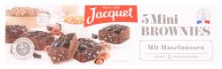 Jacquet Mini Brownie Haselnuss (150 g) - 3660140922555