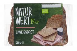 NaturWert Bio Eiweißbrot