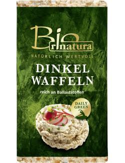 Rinatura Bio Daily Green Dinkel-Waffeln