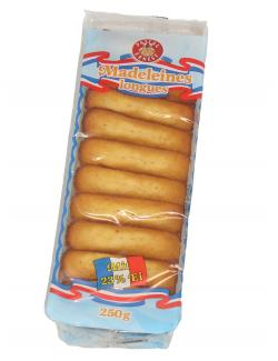 Biscuiterie Charlotte Madeleines longues Natur