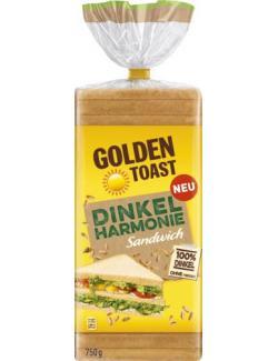 Golden Toast Dinkelharmonie Sandwich