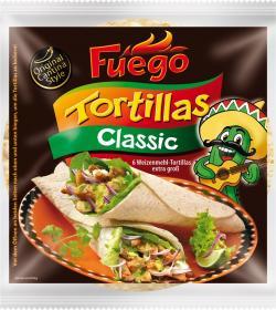 Fuego Tortillas Classic