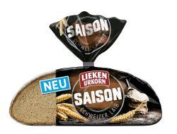 Lieken Urkorn Saison Schweizer Laib