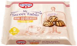 Dr. Oetker My Sweet Table Mini Gugelhupf Zitrone