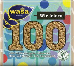 Wasa 100 Mohn & Sesam