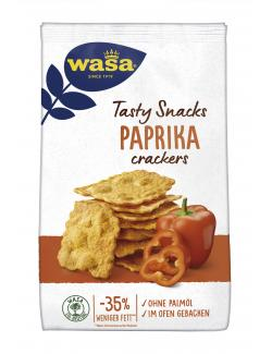Wasa Delicate Crackers Paprika