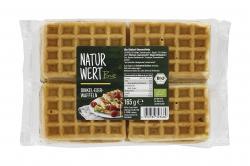 NaturWert Bio Dinkel-Eier-Waffeln