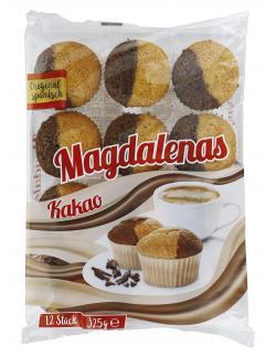 Pico Food Magdalenas Kakao