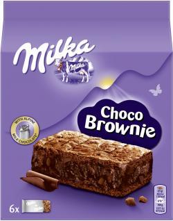 Milka Brownies 6 Stück