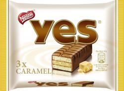 Yes Kuchenriegel Caramel