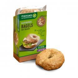 Poensgen Bagels mit Sesam