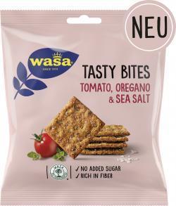 Wasa Tasty Bites Tomate, Oregano & Sea Salt