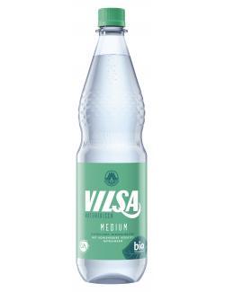 Vilsa Brunnen Mineralwasser medium (Mehrweg)
